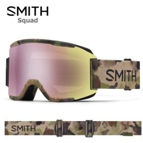 SMITH 〔スミス スキーゴーグル〕<2017>Squad〔スカッド〕〔AUSTIN〕Red Sensor Mirror/RC36〔HG〕