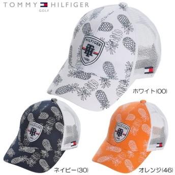 TOMMY HILFIGER GOLF トミーヒルフィガー ゴルフ パイナップル メッシュ CAP (THMB 7DIF) キャップ