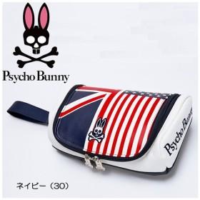 (2016モデル)PSYCHO BUNNY サイコバニー FLAG ポーチ(PBMG6SE3)