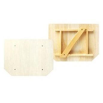 宮谷製作所 木製 鏝板 300×400
