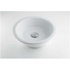 カクダイ 丸型洗面器 #LY-493204