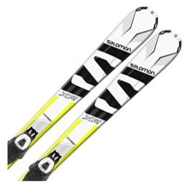 【倍々キャンペーンP5倍】SALOMON〔サロモン スキー板〕<2017>X-MAX XR + LITHIUM 10 金具付き・取付料無料