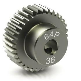 【ネコポス対応】G-FORCE(ジーフォース)/G0174/Precision Hardcoat 64P Pinion 36T