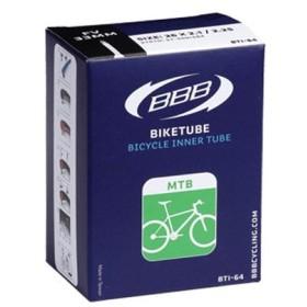 【特急】【SALE】BBB MTBチューブ26×1.9/2.3  BTI-63 チューブ