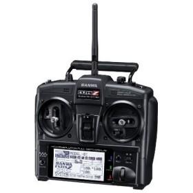 サンワ(SANWA)/101A31201A/EXZES Z 2.4Gプロポ(RX-471 PC)スティックタイプ