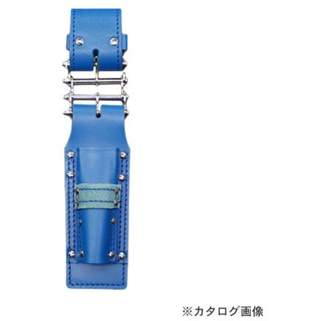 ニックス KNICKS KBL-201MSDX チェーン式モンキー・シノ付ラチェットホルダー ブルー