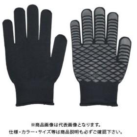 福徳 天然ゴムの吸ちゃん ブラック フリー 791-BLK