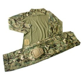 イーグルフォース(EAGLE FORCE)/5417V2-MAT-L/BDUシャツ&パンツセットV2(G3 Combatタイプ)MAT L