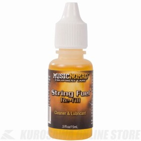 MUSIC NOMAD STRING FUEL Refill-MN120- (メンテナンスグッズ/ギターメンテナンス剤)
