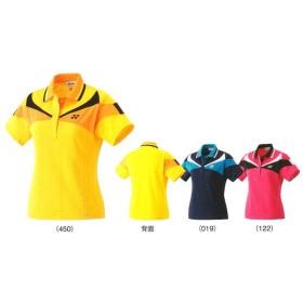 ヨネックスレディースシャツ(スリムロングタイプ)20261 ゆうパケット対応バドミントン テニスウエア シャツ レディース2015年春夏モデル