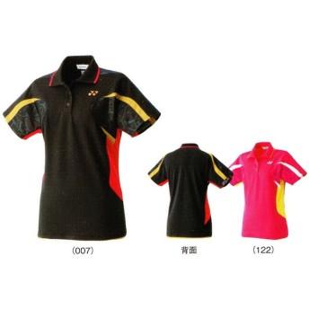 ヨネックス レディースシャツ スリムロングタイプ 20252 バドミントン テニス ソフトテニス 半袖 女性用 YONEX 2014AW ゆうパケット対応 タイムセール4