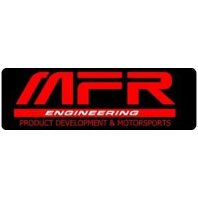 MFRステッカー 赤 M-FACTORY(エムファクトリー)