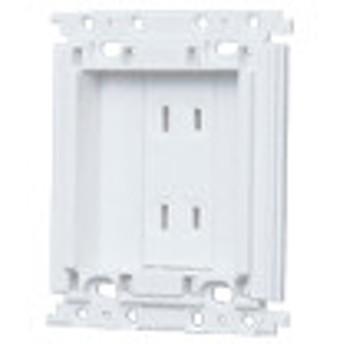 パナソニック WTF40944W 埋込ホーム保安灯専用埋込コンセント(ホワイト)