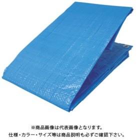 ユタカ 薄手ブルーシート 1.8m×1.8m BSC-01MK