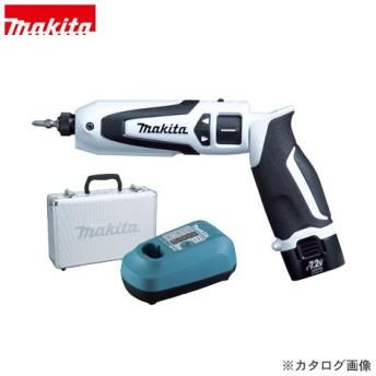 マキタ Makita 7.2V 1.0Ah 充電式ペンインパクトドライバ 白 TD021DSW