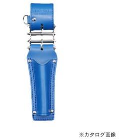 ニックス KNICKS KBL-100RDX-3 3連結チェーン式/シノ付ラチェットホルダー ブルー