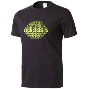 adidas(アディダス)メンズスポーツウェア 半袖シャツ SC LIMズームアップTシャツ KBV81 A97572 メンズ BLACK