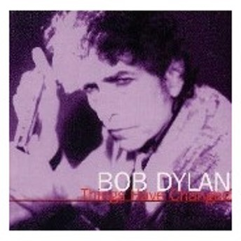 Bob Dylan Things Have Changed〜DYLAN ALIVE! vol.3 CD