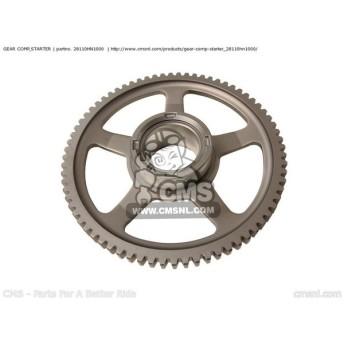 CMS シーエムエス GEAR COMP,STARTER HONDA TRX400EX FOURTRAX 2000 (Y) CANADA / CMF