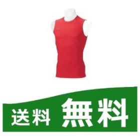 インナーマッスル(肩バランス) メンズ NSシャツ レッド SS XA3009