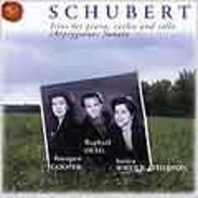 ラファエル・オレグ Schubert: Trios No.1 Op.99 & No.2 Op.100 CD