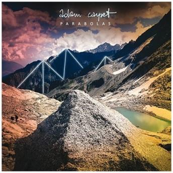 Adam Carpet Parabolas CD