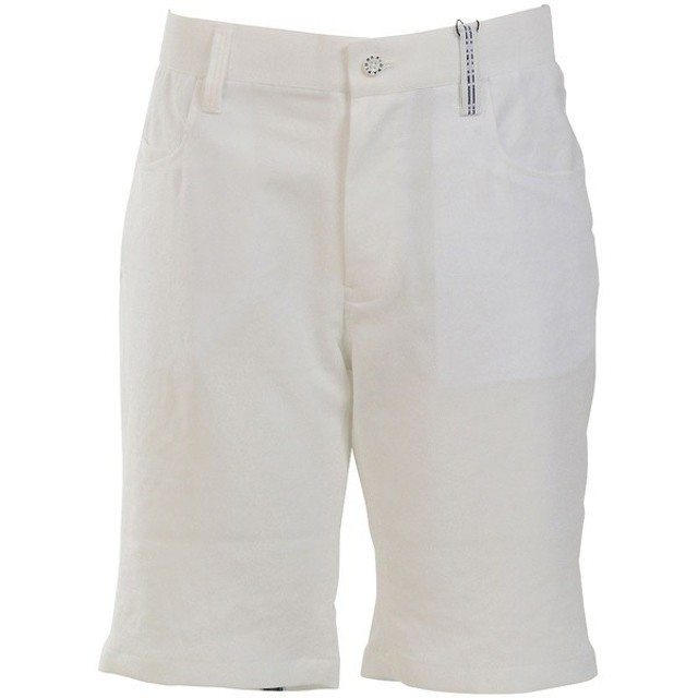 b707fcc846a1e セール)(送料無料)ゴルフ ウェア MENS ブライトショートパンツ FDA0229 メンズ ホワイト