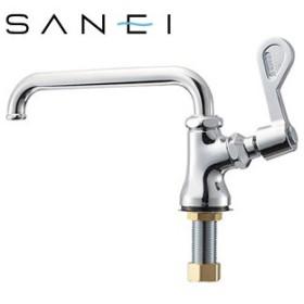 三栄水栓(SAN-EI) A5310-13 厨房用立形自在水栓 :SB7893