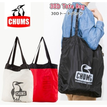 chums チャムス 30D Tote Bag CH60-2146