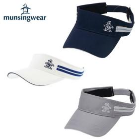 マンシング Munsingwear ゴルフ サンバイザー レディース サンバイザー MGCLJC50