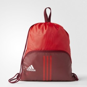 (セール)adidas(アディダス)スポーツアクセサリー ナップサック EPS ジムバッグ DUD40 CF6999 NS スカーレット