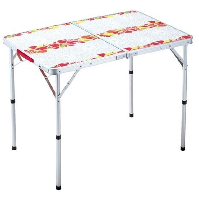 (セール)COLEMAN(コールマン)キャンプ用品 ファミリーテーブル フリップオーバーリビングテーブル/90 2000026748