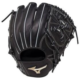 (送料無料)MIZUNO(ミズノ)野球 左利き一般グローブ ナンシキGE U MIX U3 1AJGR17430 09H メンズ ブラック