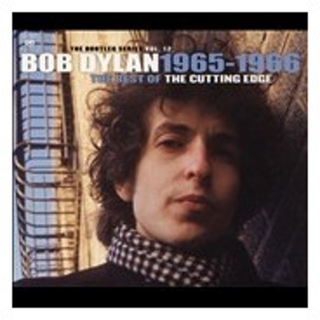 Bob Dylan The Cutting Edge 1965-1966: The Bootleg Series, Vol.12 CD