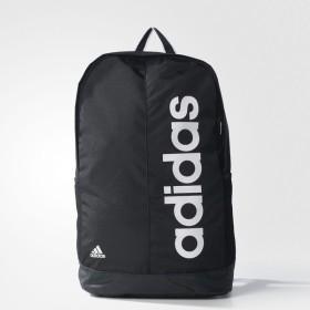 adidas(アディダス)スポーツアクセサリー バッグパック リニアバッグパック DEZ38 AJ9936 NS ブラック/ブラック/ホワイト