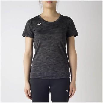 (セール)MIZUNO(ミズノ)レディーススポーツウェア Tシャツ WTシャツ 32MA731209 レディース ブラック