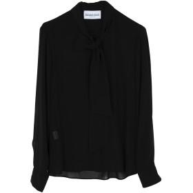 《期間限定セール開催中!》MARIANNA CIMINI レディース シャツ ブラック 42 シルク 100%
