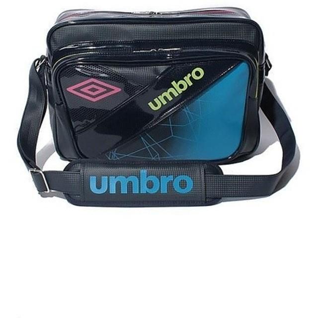 (セール)UMBRO(アンブロ)スポーツアクセサリー エナメルバッグ ラバスポショルダーM UJS1720 NVML F NVML