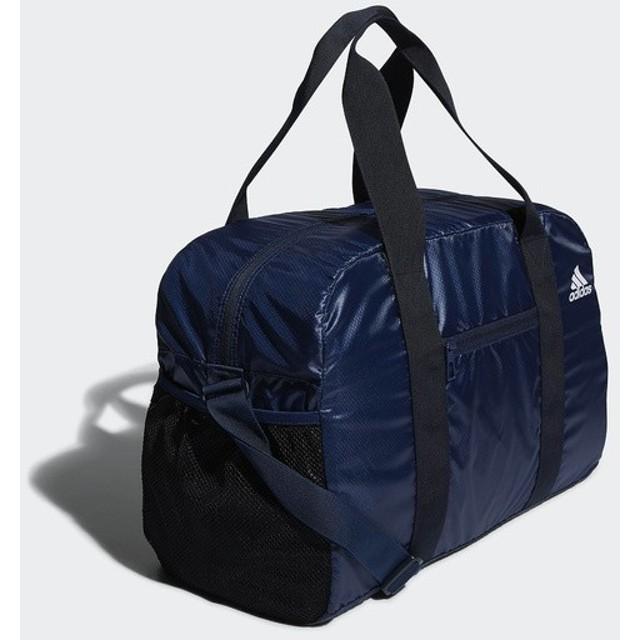 (セール)adidas(アディダス)スポーツアクセサリー バッグパック パッカブル ボストンバッグ DMD19 CX4121 NS ノーブルインディゴ S18/ホワイト