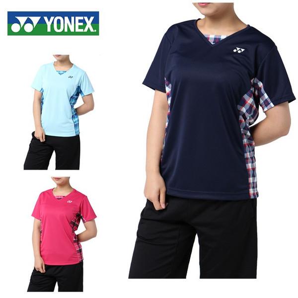 2018年9月下旬発売 バドミントン テニス ゲームシャツ