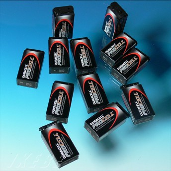DURACELL デュラセル / PROCELL電池 (12個)
