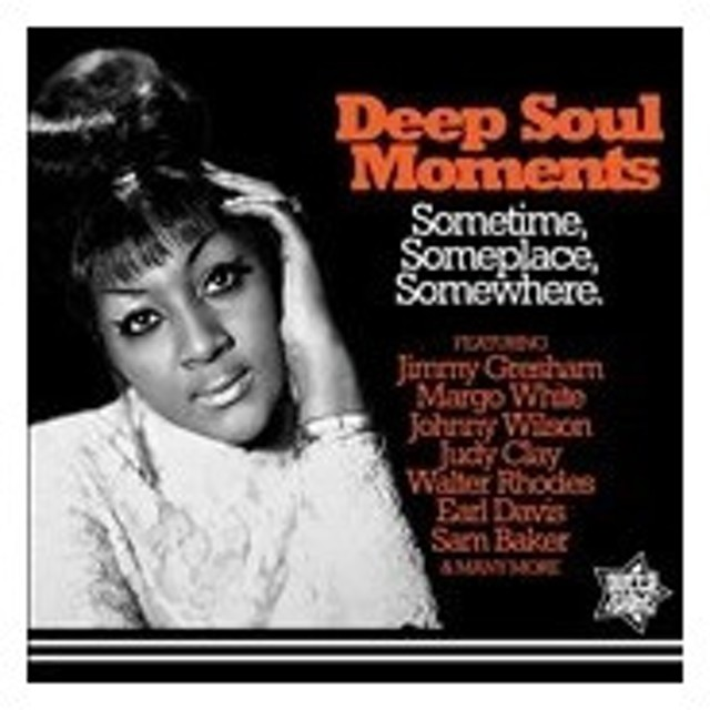 Various Artists Deep Soul Moments Sometime, Someplace, Somewhere CD
