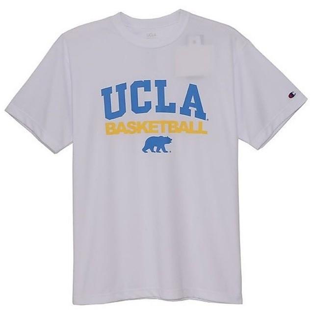 (セール)Champion(チャンピオン)バスケットボール メンズ 半袖Tシャツ UCLA PRACTICE TEE C3-HB351 メンズ W