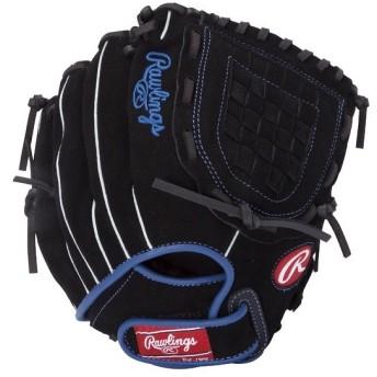 (セール)Rawlings(ローリングス)野球 少年軟式グローブ JR.ナンシキ PM スプリット 105-B GJ7FPMS105 SOUTHPAW ブラック