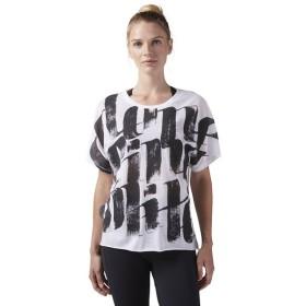 Reebok オーバーサイズTシャツ