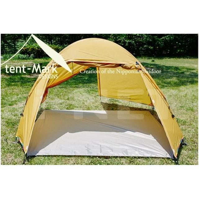 tent-Mark DESIGNS TenGer/テンゲル用 グランドシート