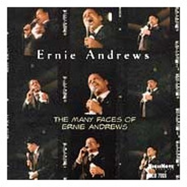 Ernie Andrews Many Faces Of Ernie Andrews, The CD