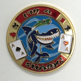 カードプロテクター「I'm A Shark 」
