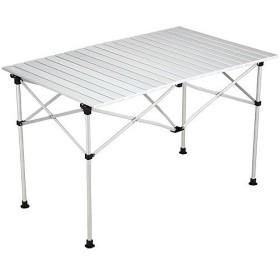(セール)COLEMAN(コールマン)キャンプ用品 ファミリーテーブル イージーロール 2ステージテーブル110 170-7639