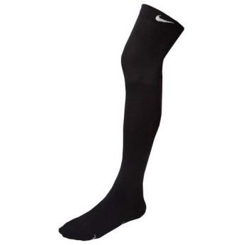 NIKE(ナイキ)ゴルフ レディース アクセサリー 靴下 コンプレッション ニーハイソックス Mサイズ SG0496-001 レディース MISC ブラック/メタリックシルバー